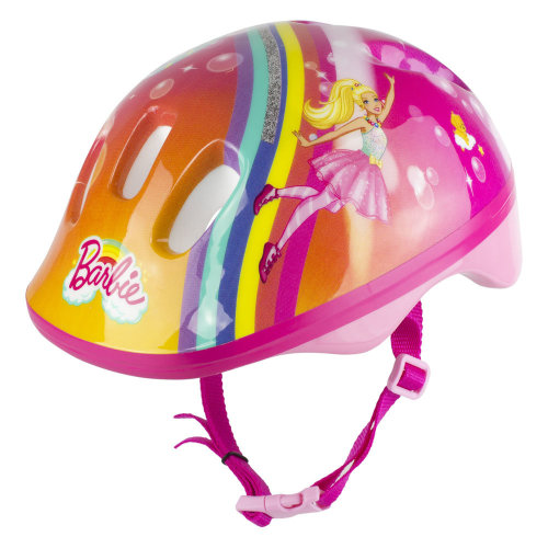 BARBIE Dreamtopia Kid's Activities Small Protection Helmet, 50 to 52cm, Multi-colour (OBBD212)