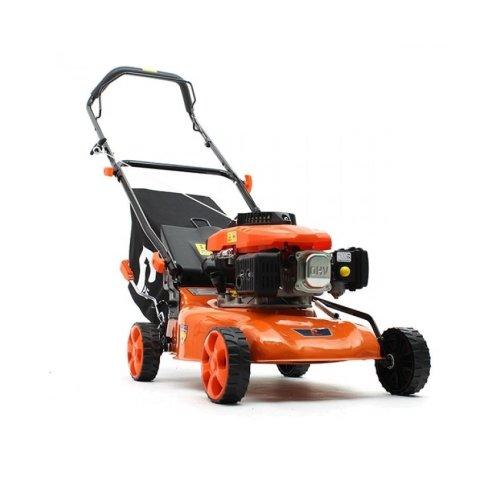 P1PE P4100P 99cc Petrol Push Rotary Lawn Mower