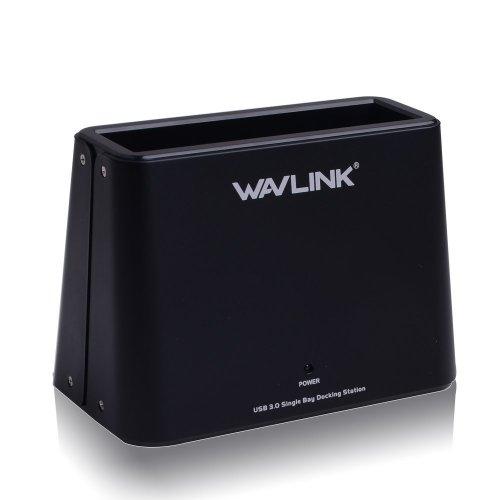 Wavlink USB 3.0 Single Bay External Hard Drive Docking Station