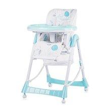 Chipolino Highchair Comfort Plus, Blue
