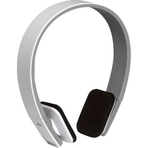 Denver BTH-204WHITE Wireless Bluetooth headset BTH-204WHITE