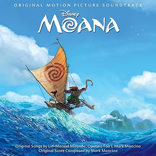Moana | CD Album