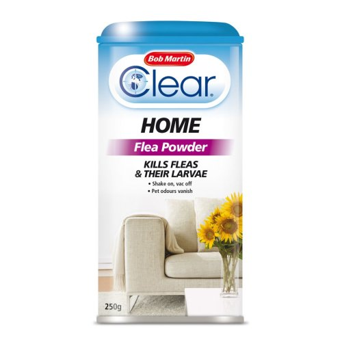 Bob Martin Clear Home Flea Powder 350g