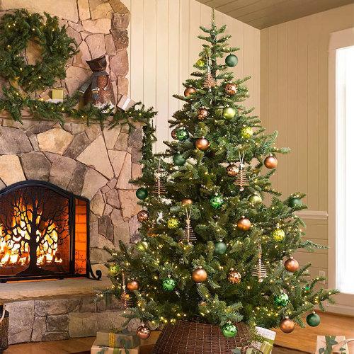 Christmas Tree Nordmann Fir: Nordmann Fir Artificial Christmas