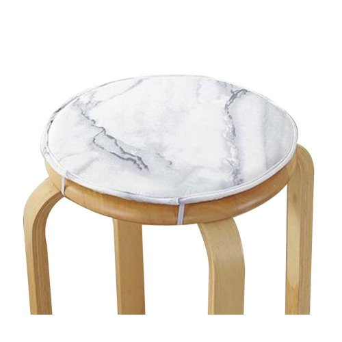 [A] Soft Round Stool Cover Bar Stool Seat Pad