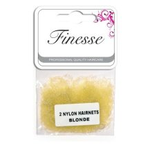 Blonde Finesse Nylon Hair Nets