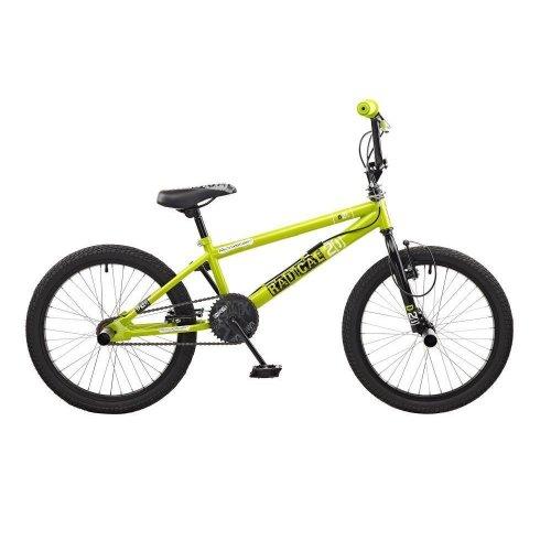 "Rooster Radical Kids 20"" Wheel Freestyle BMX Bike Bicycle Gyro RS116"
