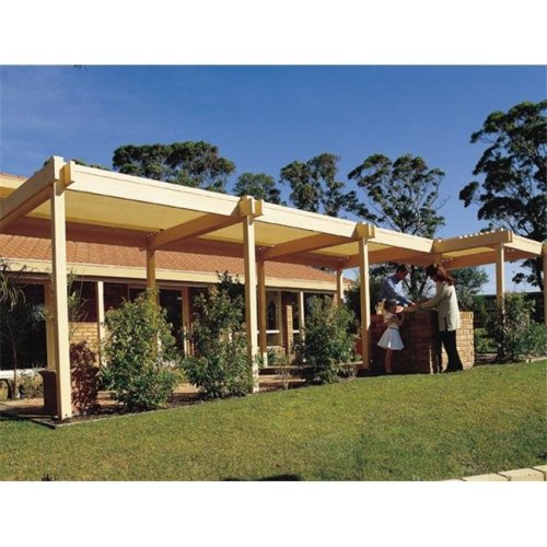 Coolaroo 799870436018 70 percent 12 ft. x 50 ft. Sandstone
