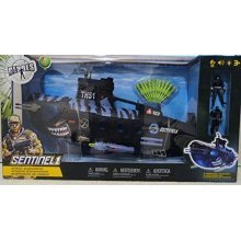True Heroes Sentinel 1 Attack Submarine PlaySet