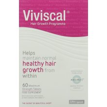 Viviscal Maximum Strength Hair Growth Supplements 1 Month Supply (60 tabs)