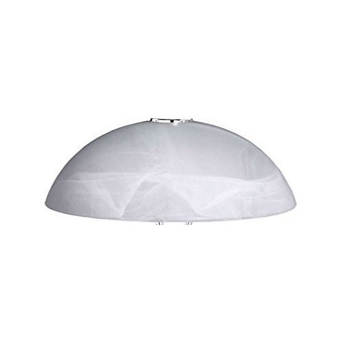 Bristol 1360 glass replacement lampshade for hanging lamps, table lamps and LED lamps