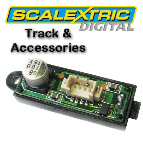 Scalextric Digital - Plug for Single Seat Cars