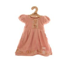 Soft Absorbent Thick Towel Princess Dress Towel With buttons Pink