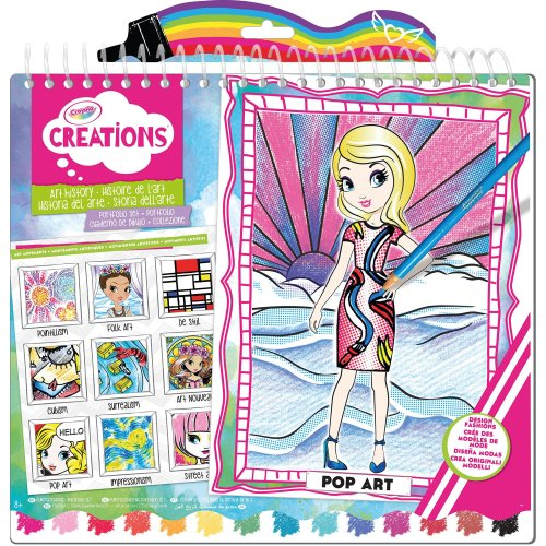 Crayola - CREATIONS - COLLEZIO