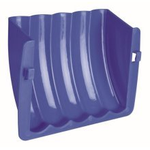 Trixie Plastic Hanging Hay Manger, 24 x 19 x 7cm - Mangercm Rack Small Holder -  hay trixie manger plastic cm rack hanging small holder guinea 24 19 7