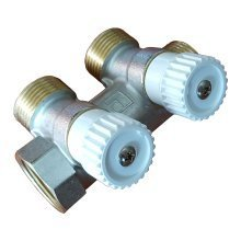 "Durable High Quality Brass 2-4 Sections 3/4"" Water Manifold Distributor Luxor"