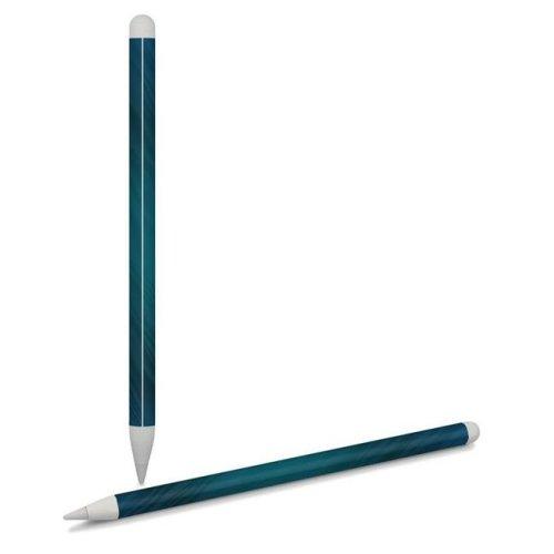 DecalGirl APEN-RHYTHMICBLUE Apple Pencil 2nd Gen Skin - Rhythmic Blue