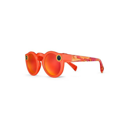 Snap Inc. Snapchat Spectacles Coral Smart Glasses - Coral / Red