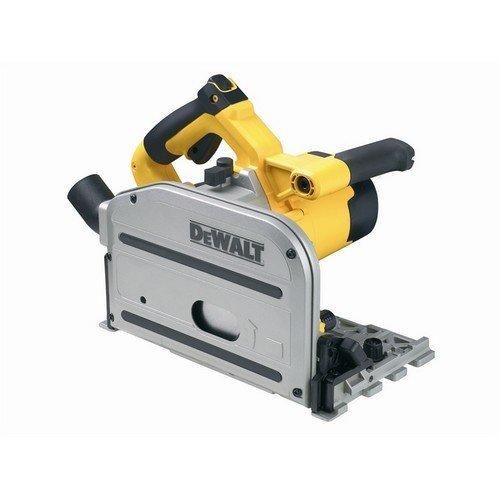 DeWalt DWS520KTL-GB-DWS5022 Heavy-Duty Plunge Saw with Guide Rail 1300 Watt 110 Volt