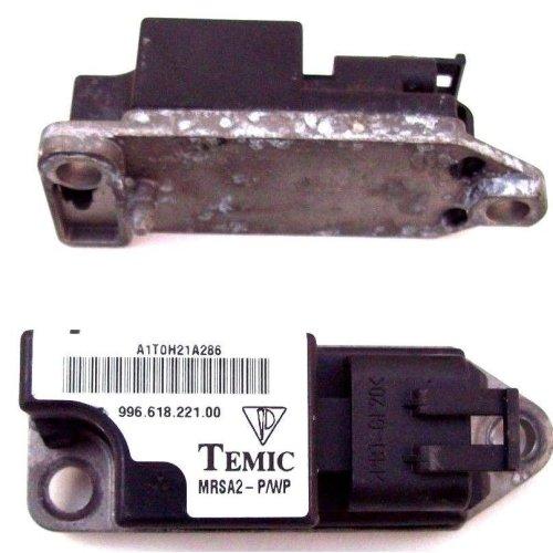 Porsche Boxster 986 911 996 Genuine Temic Airbag Sensor 996.618.221.00 x 2