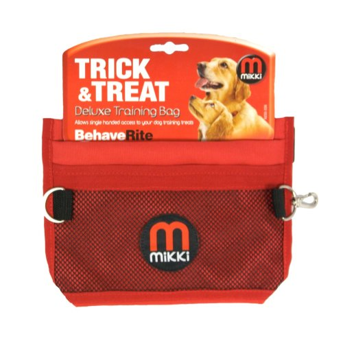 Interpet Limited Mikki Deluxe Training Treat Bag