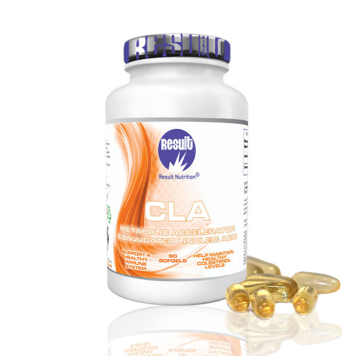 CLA - Conjugated Linoleic Acid - Weight Loss - Result Nutrition®