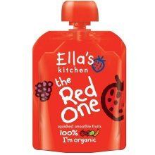 Ella's Kitchen The Red One 90g Pouch