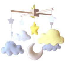 DIY Nursery-Mobiles For Crib Decorations Toy, Need Sewing