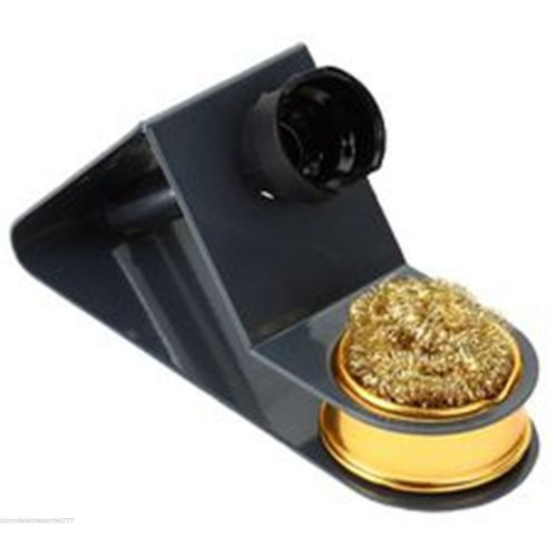 Soldering Iron Metal Stand With Brass Cleaning Ball Good Quality