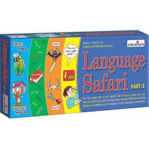 Creative Educational -language Safari 2 - Cre0230 Language -  cre0230 creative educational language safari