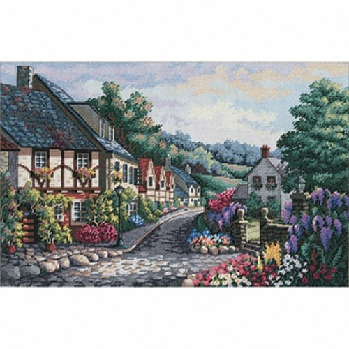 D03817 - Dimensions Counted X Stitch - Gold, Memory Lane