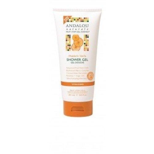 Andalou - Mandarin Vanilla Vitalizing Shower Gel
