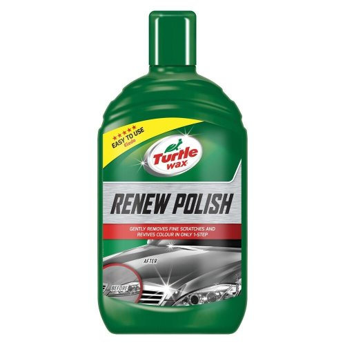 Turtle Wax Renew Liquid Polish Fine Scratches Remover  500ml