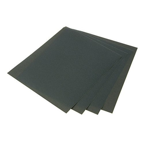 Faithfull AWDP800 Wet and Dry Paper Sheets A800 (Pack of 25)