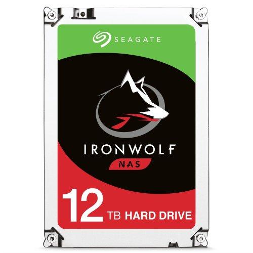 Seagate IronWolf ST12000VN0007 12000GB Serial ATA III internal hard drive