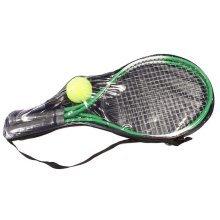 2 Packs Green Kids Tennis Rackets, Kids Toy