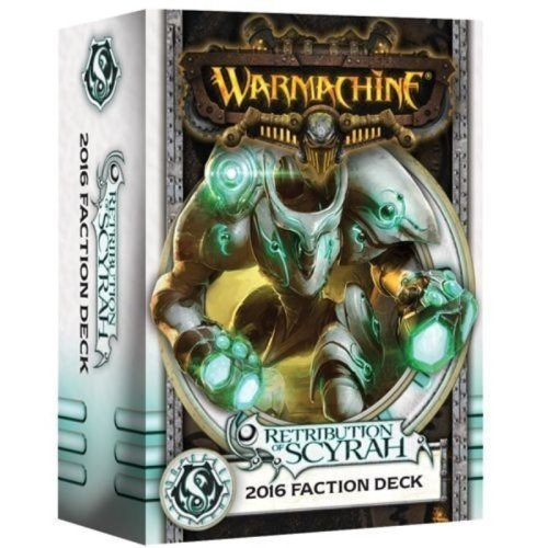 Warmachine Retribution: Faction Deck (Mk III)