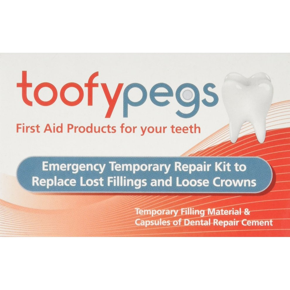 Toofypegs Crown And Filling Replacement On Onbuy