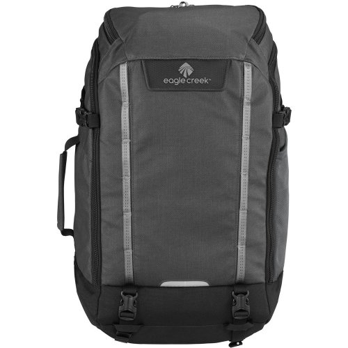 Eagle Creek Mobile Office Backpack (Asphalt Black)