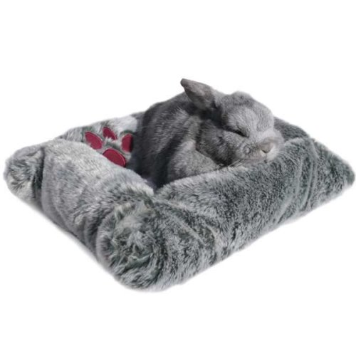 Luxury Plush Bed for Small Animals Rabbit Guinea Pig