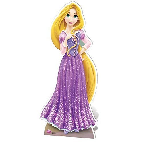 Star Cutouts SC559 Rapunzel Cardboard Cut Out