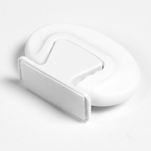 Fred Door Slam Stopper - x2 (Pure White)
