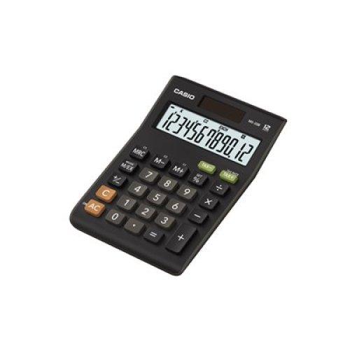 Casio MS-20B Desktop Basic calculator Black