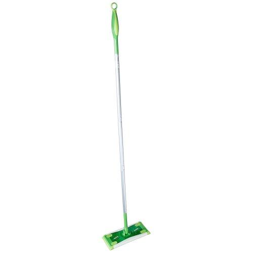Swiffer Sweeper 2 In 1 Mop Broom Floor Cleaner Starter Kit (Packaging May Vary)