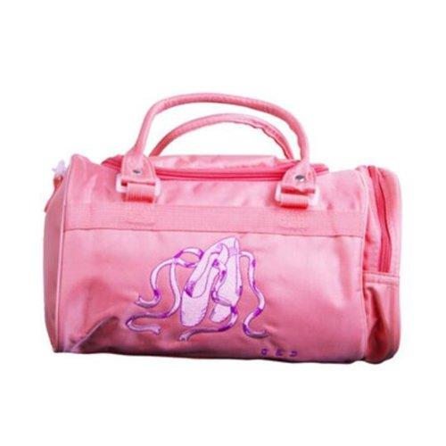 Fashionable Dance Duffle Bags Girls Dance Bag Sport Travel Bag, A