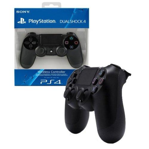 Sony Black DualShock 4 Wireless Controller PS4