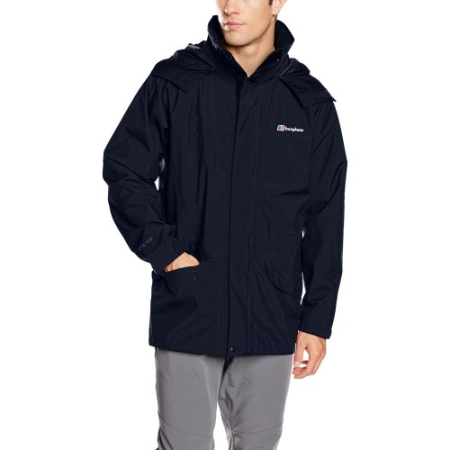 Berghaus Men's Iii Gore Tex Walking Shell Cornice Jacket, Dusk, Small
