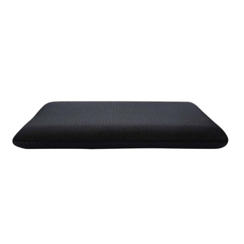 Cool Breathable Memory Foam Cushion Of The Office/Car Suitable For Summer(Black)
