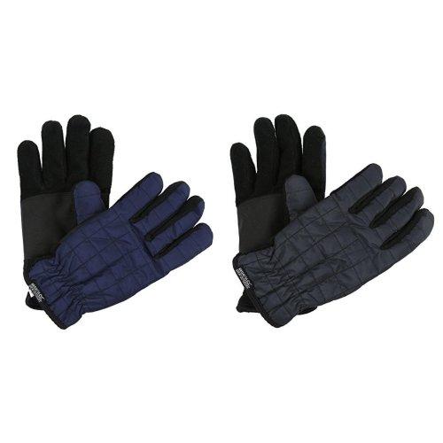 Regatta Mens Quilted Winter Gloves