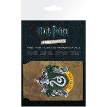Harry Potter Slytherin Card Holder